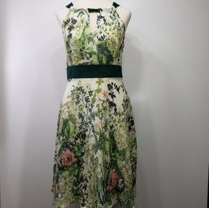 Eva Franco Nellie Dress Garden Floral